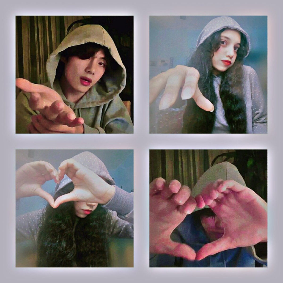 """"""" In other words hold my hand , In other words I LOVE YOU  ! """" #ARMYSelcaDay pic.twitter.com/L0jwC0E0fh"""