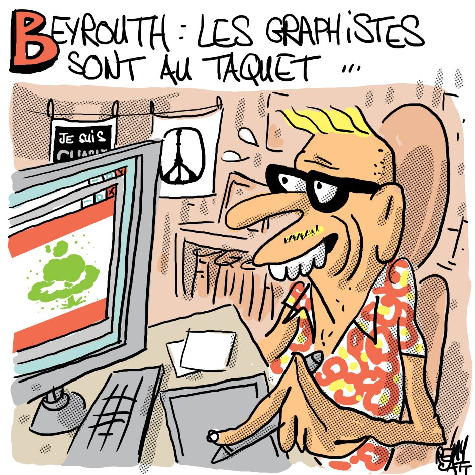 Une prémonition de Rémy Cattelain #Plantu https://t.co/163URoxkwU