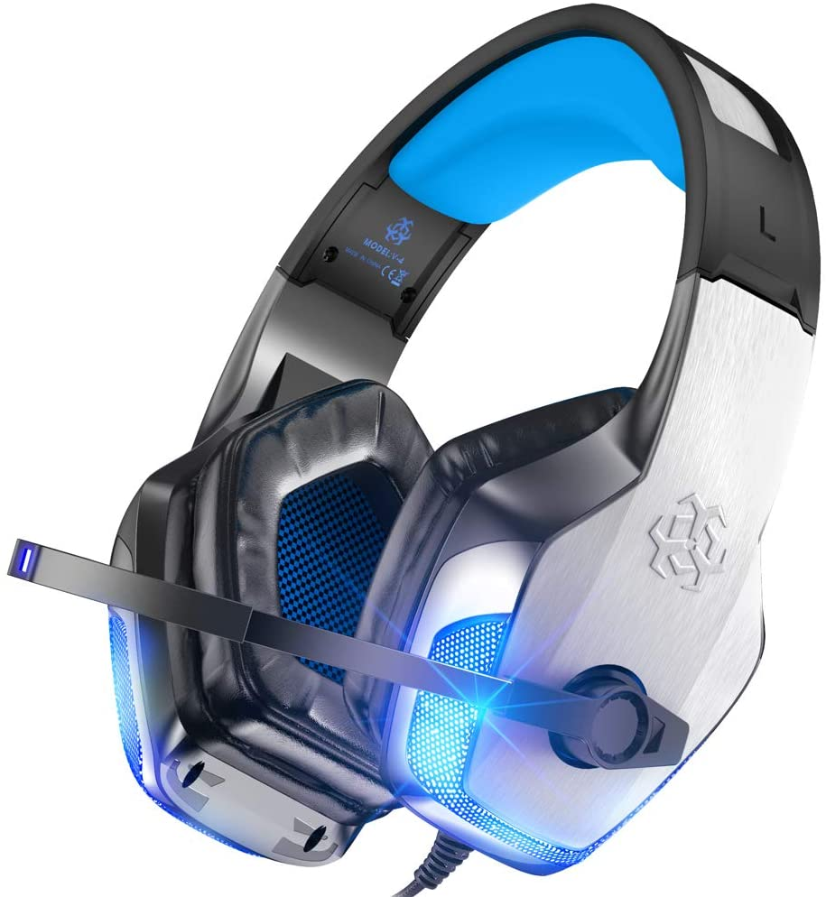 BENGOO V-4 Gaming Headset  Only $23.96!