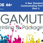 Image for the Tweet beginning: *New* GAMUT Podcast Episode 66
