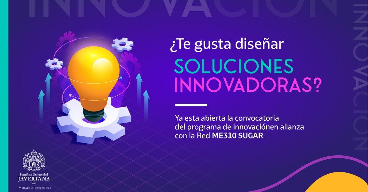 Enfréntate a retos reales de la industria y a trabajar con un equipo interdisciplinar.  ¡Ya está abierta la convocatoria del programa de innovación en alianza con la red ME310 SUGAR! Más información aquí ➡️ https://t.co/ib81ZjDVJw https://t.co/VuVWPJpJcO