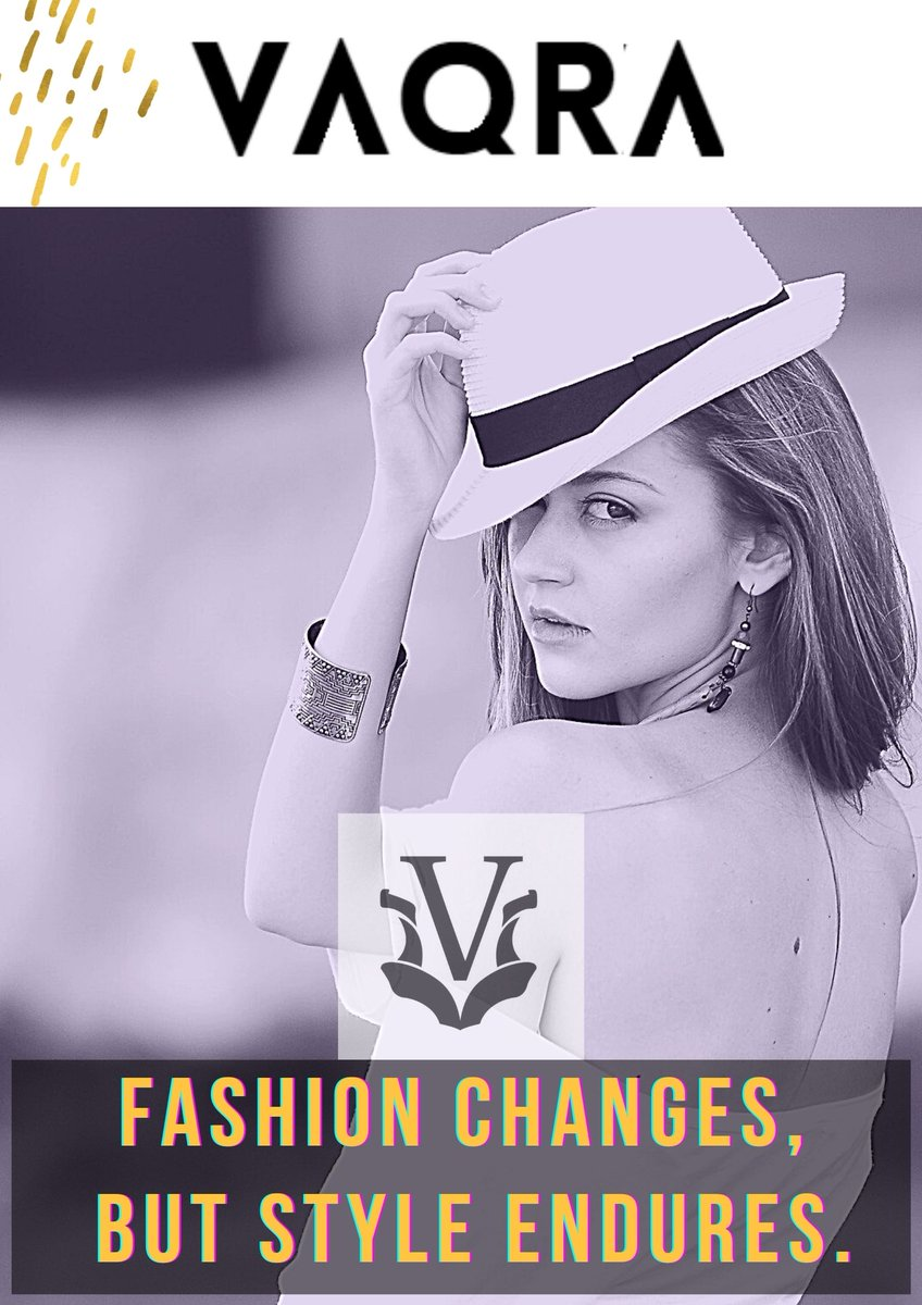 Style is the only thing you can't buy. It's not in a shopping bag, a label, or a price tag. It's something reflected from our soul to the outside world—an emotion.  #vaqraGirlDanceDress #Fashions #girlFashions #vaqra  #vaqraGirlDress #vaqrafashion  #vaqrastyle #PakistanFashion pic.twitter.com/ucrQnyT2qJ