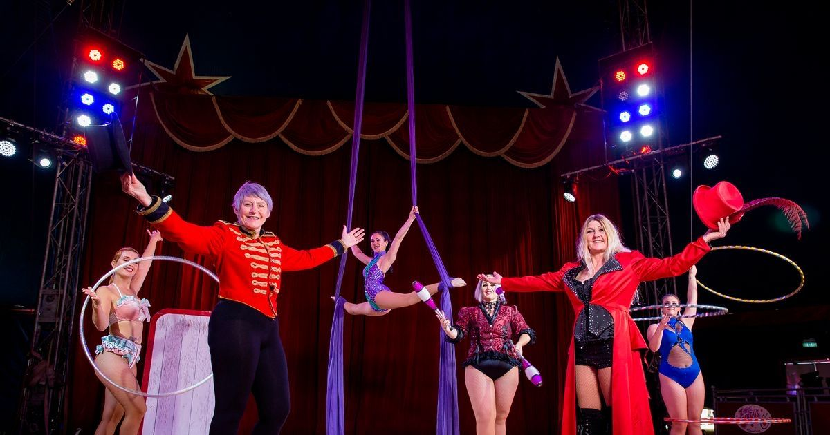 What the post-lockdown Zippos Circus is like for the acts and visitors buff.ly/33uUH3R