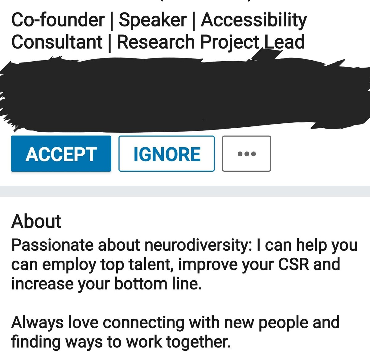 Controversial opinion: if you claim to be an Accessibility expert AND one who cares about Neurodiversity, disability don't invite me to participate in Zoom discussions. There are better platforms. Signed a multiply-disabled #ActuallyAutistic journalist & disability campaigner. pic.twitter.com/9PKTr85W5r