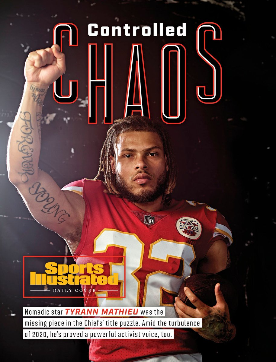 """Now he's giving to other people what nobody ever gave to him.""  This is really good and worth your time. We are so lucky to have @Mathieu_Era in KC."