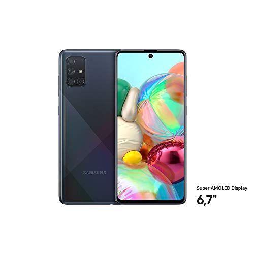 Samsung Galaxy A71 - cámara Trasera 64.0 MP+12.0 MP (UW)+5.0 MP (Macro) Precio: 370,64 € Envío GRATIS Ahorras: 98,36 € (21%)  CLIC AQUI https://buff.ly/30toIiH  #megaofertas #todosobremovil #FelizMiercoles #Verano2020 #SamsungEvent #ChiringuitoCasillas #ULTIMAHORApic.twitter.com/abLY7JYWwW