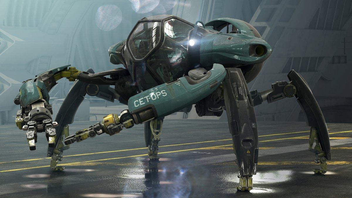 """La Cosa Cine on Twitter: """"Las secuelas de #Avatar anticipan un robot  subacuático en nuevo arte conceptual.… """""""