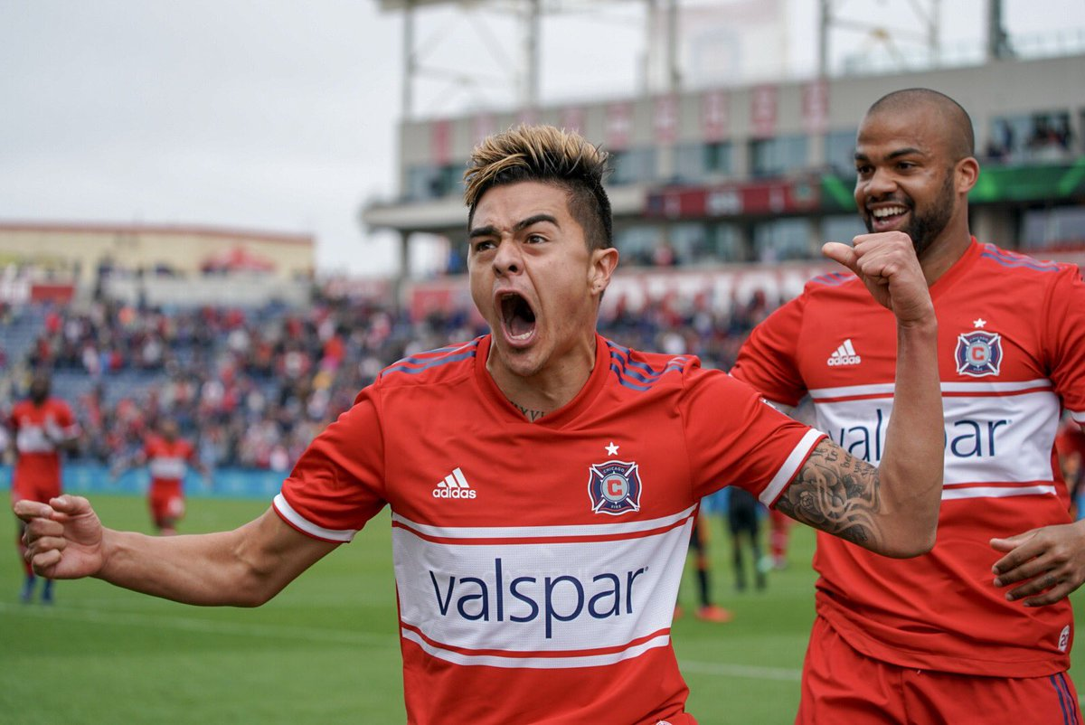 🚨New Article🚨  From San José to Sørlandet!  The man who was playing with Bastian Schweinsteiger & Nicolás Gaitán at @ChicagoFire last year now dazzling in the OBOS Ligaen.  We spoke to FK Jerv's new star in the making, @diegocam99 for an exclusive Q&A!   https://t.co/iH5aWNKcZY https://t.co/Jleay93kQi