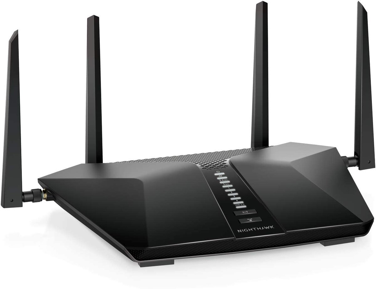 NETGEAR Nighthawk 6-Stream AX5400 WiFi 6 Router   Only $239.99!