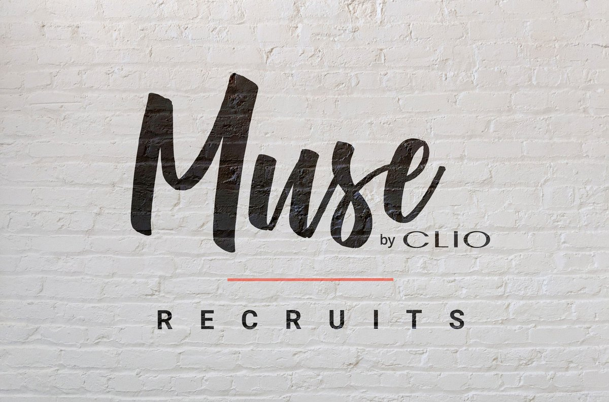 Calling all talented creative professionals and students looking for work! Apply to #MuseRecruits, daily profiles of creatives for hire, to be featured on @MusebyClio: https://bit.ly/MuseRecruits pic.twitter.com/VDDK7ETKgo