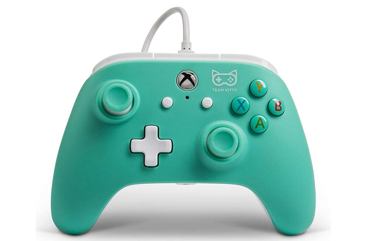 Miku Colored Wired Controller for Xbox One $19.88 via Amazon (Prime Eligible). 2