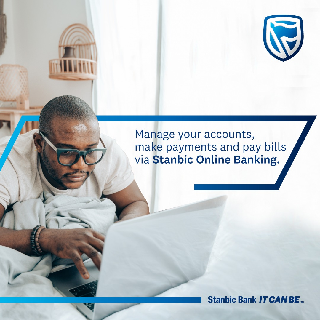 There's a whole world of possibilities at your fingertips with Stanbic Online Banking. #Imagine #ItCanBe pic.twitter.com/hkilpMK4TK