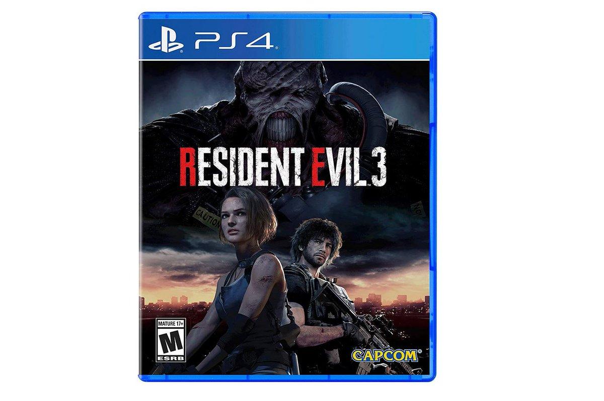 Resident Evil 3 (PS4/X1) $42.99 via Amazon (Prime Eligible). 2