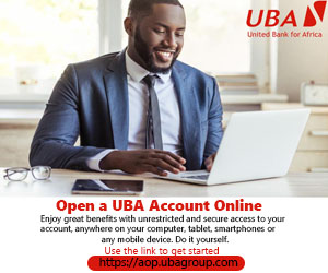 Easy and smart, open a UBA account from the comfort of your home using your laptop computers, smartphones, tablets or desktop. Do it yourself. Click the link to get started.https://t.co/BjAardB38C #AfricasGlobalBank #UBALiberia https://t.co/uKaibM4ndV