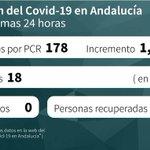 Image for the Tweet beginning: 🔴Evolución del #Coronavirus en #Marbella