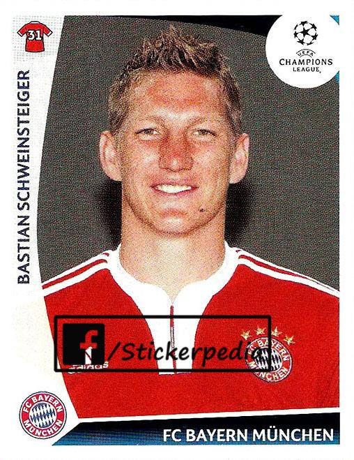 Bastian Schweinsteiger  Bayern Munchen 2009-10 https://t.co/O8RzP5rCFI