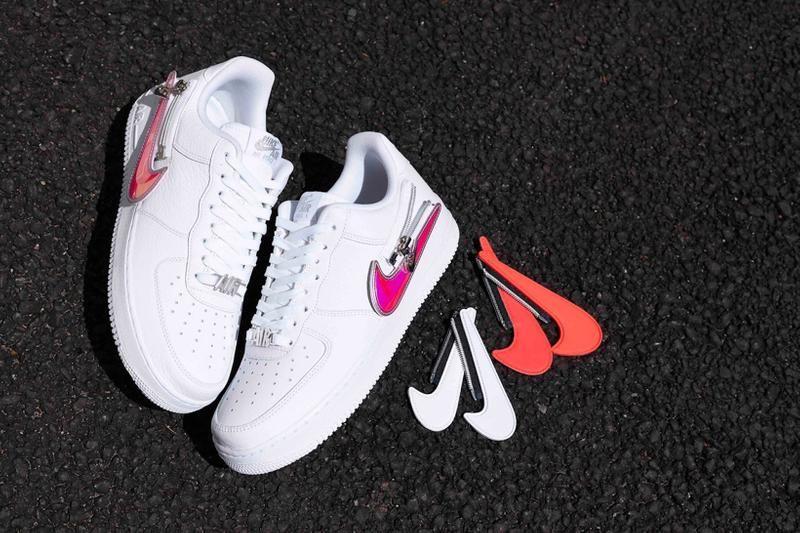 Restocked: Nike Air Force 1 Low PRM Zip