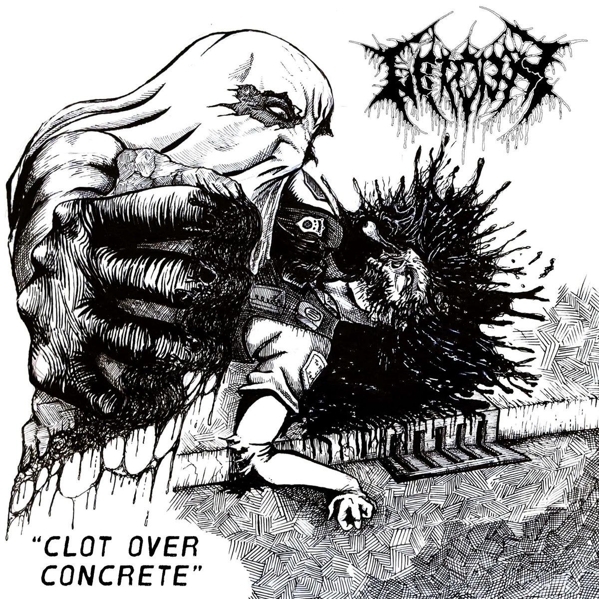 "NECROLEPSY RELEASE ""CLOT OVER CONCRETE"" SINGLE (STREAM ONLINE) http://musicextreme666.blogspot.com/2020/08/necrolepsy-release-clot-over-concrete.html… @NecrolepsyBand  #necrolepsy #Metal #deathmetal #deathgrind #musicextreme #music #música #art #arte #band #wednesdaymorning #WednesdayThoughts #WednesdayVibes RTpic.twitter.com/VKhgV9A1UH"