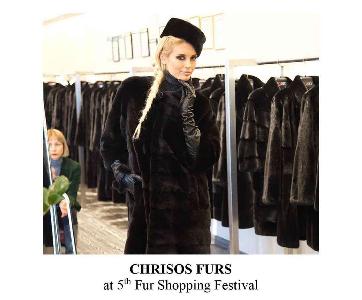 #ChrisosFurs comfortable womenswear in beautiful black mink! Visit their stand at 5th Fur Shopping Festival, for more! https://t.co/x2m9X3SMrq  #furshoppingfestival #kastoria #kastoriafurcity #fur #furs #furfashion #womenswear #fashion #fashioninsta #fair #aw20 #trends #fw #меха https://t.co/jzSykqEbTN