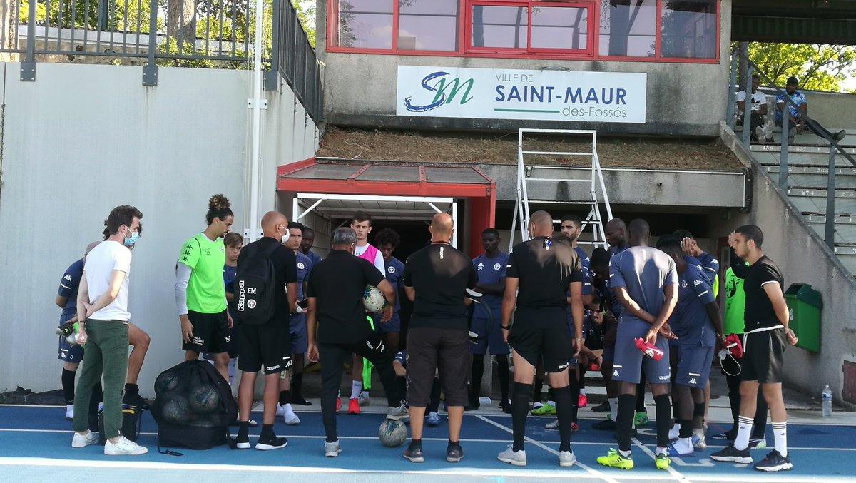 J21 : Créteil-SC Lyon reporté