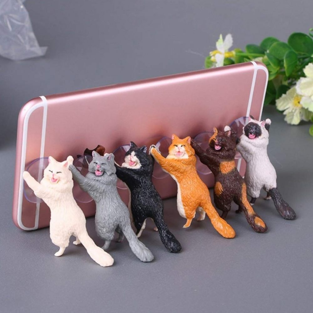 #gadgetsaccessories Adorable Cat Mobile phone Stand Holder For Smartphones and Tablets https://t.co/93g4EwOeXZ https://t.co/GKB5KEMgdF