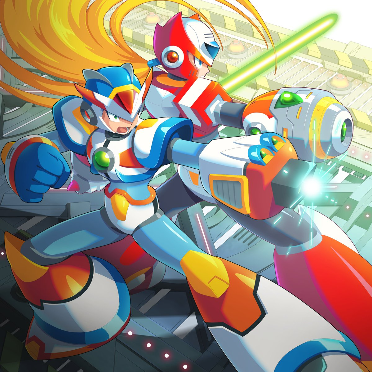 Replying to @MegamanUMX: X3! :)     @Laced_Records #MegaMan #MegaManX