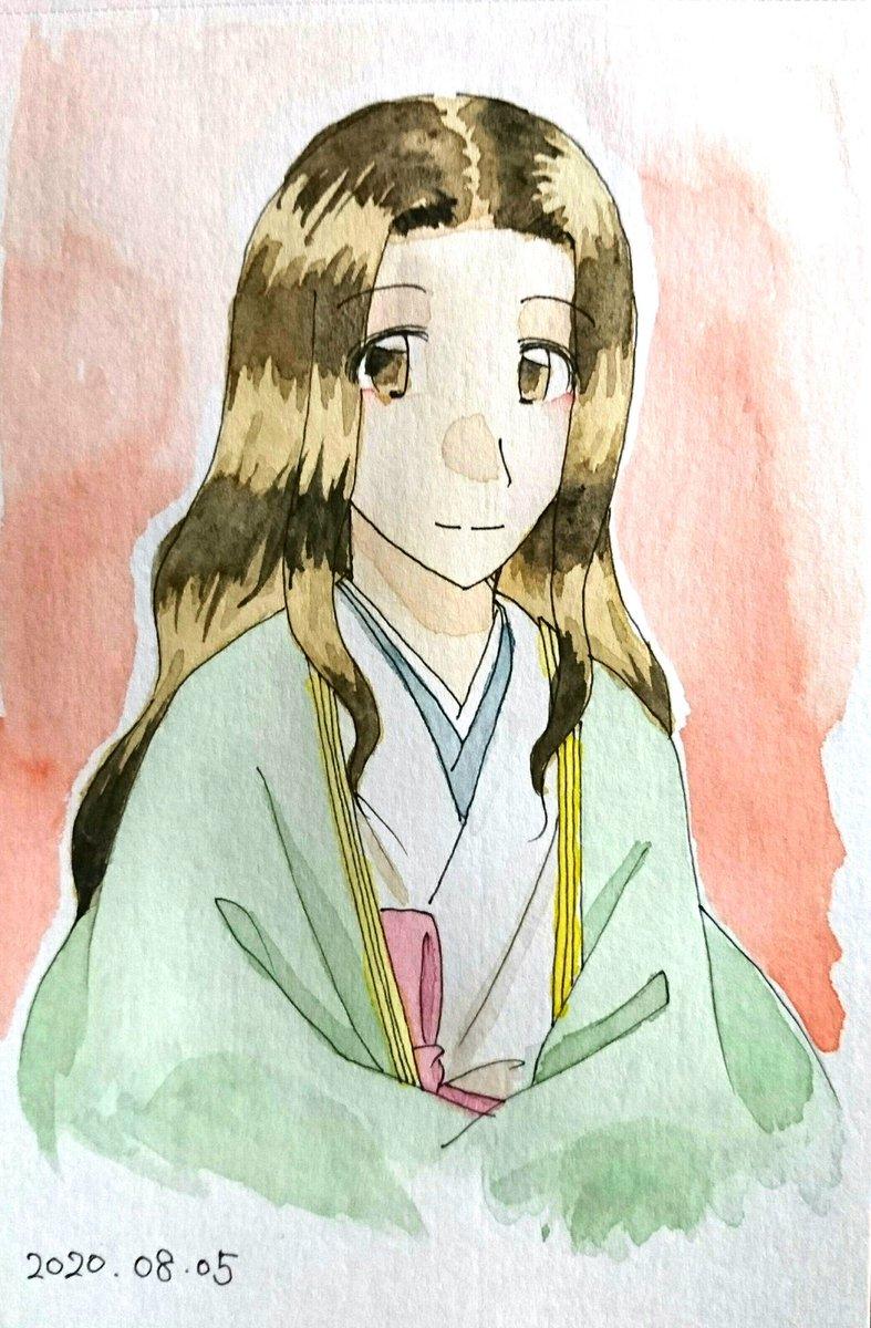 """⛩なえの きさめ⛩ on Twitter: """"篤子内親王。私にとっては堀河后より ..."""