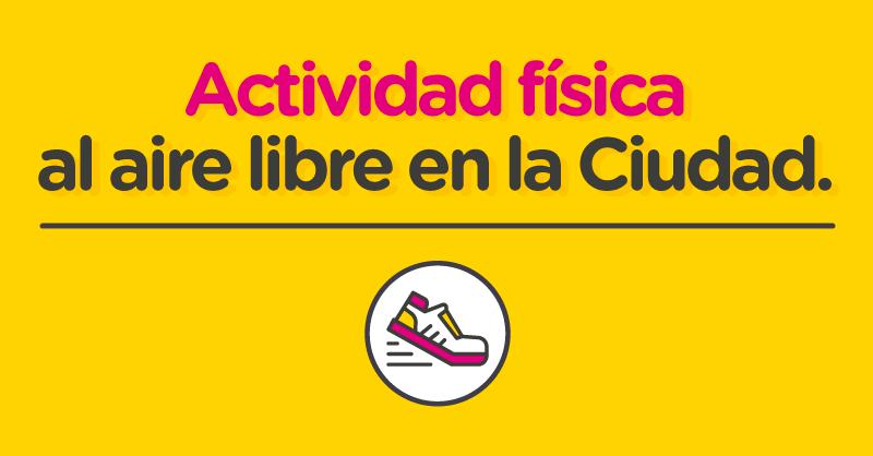 Te contamos qué actividades físicas podemos realizar al #AireLibre durante esta etapa de la #cuarentena 📲https://t.co/zroA195JpQ 🏃🏽♀️↔️🏃🏽♂️ en la Ciudad.  Siempre manteniendo el distanciamiento social y las precauciones necesarias para seguir cuidándote y cuidándonos. #BAParticipa👟 https://t.co/UDMF3DuuF8