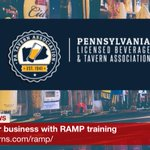 Image for the Tweet beginning: Online RAMP training discounted