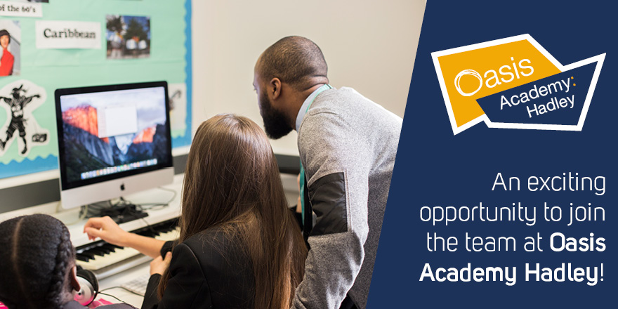 Do you speak any languages other than English? Is English your additional language? We may have the perfect opportunity for you. @OasisHadley is looking for a Learning Support Assistant (EAL) to join their academy. Find out more and apply today: https://bit.ly/2PrKPju  #OCLJobspic.twitter.com/KdWJErJ3co