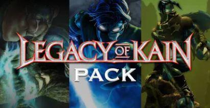 (PCDD) Legacy of Kain Pack $2.69 (DRM: Steam) via Fanatical. 2
