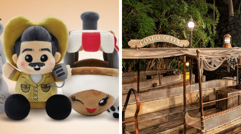 Jungle Cruise Wishables Are A-Head of the Rest. Spoiler Alert! The Backside of Water, Not Included #JungleCruise #Disney #Wishables  https://bit.ly/3kc3Kwx pic.twitter.com/TaUQ1bciCG