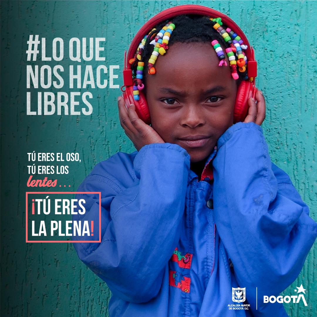 Hoy conéctate #EnVivo 🔴🤳🏼 Conoce el proceso creativo de #LaPlena, un canto a la libertad. Con la participación de Edson Velandia, La Muchacha y Daniel Sánchez, una conversación dirigida por ´El Mono` Holguín.  #FacebookLive 5:00 p.m.  + Info aquí >> https://t.co/ujF6aRmD3m https://t.co/pbVpfxU2R3