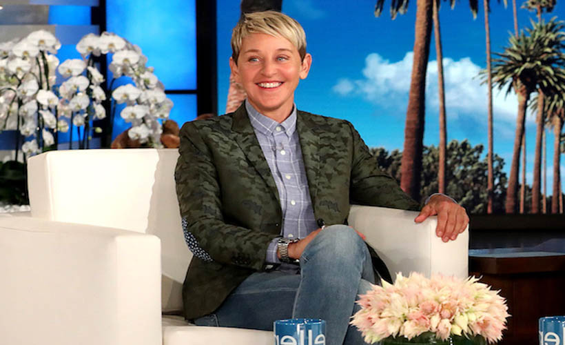 Ellen to Go on 'Ellen' to Rehabilitate Her Image: ow.ly/cqoF50AQM1G