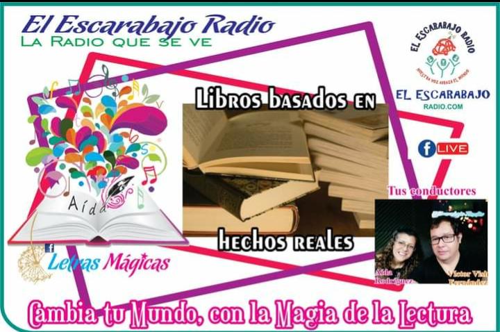 Te esperamos hoy a las 6:00 pm  #radio #libros #lectura #sanonofre pic.twitter.com/r8E5tZBOww