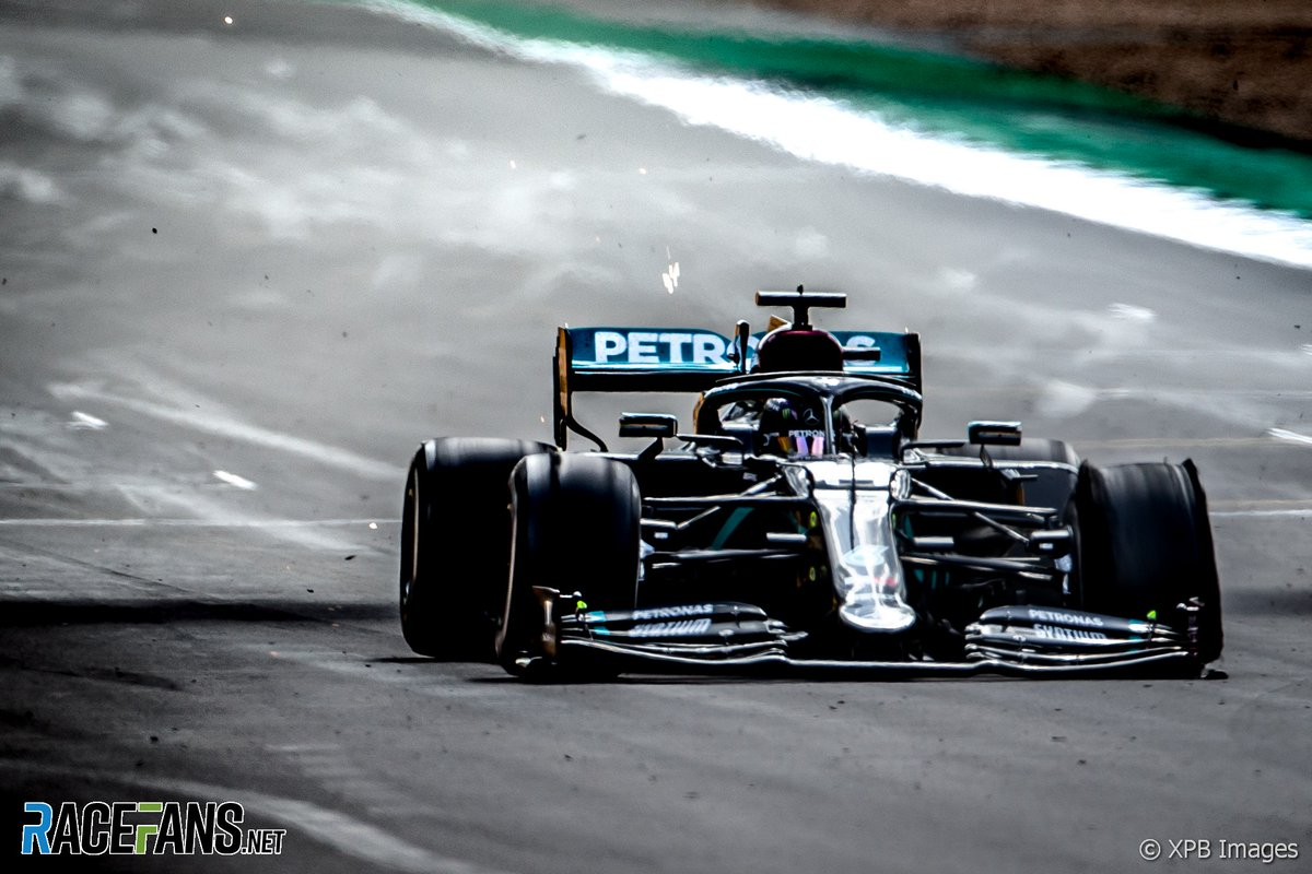 "#2020BritishGrandPrix #F1news Missed chance to avoid Hamilton's puncture ""a mistake that could have cost us dearly"" 