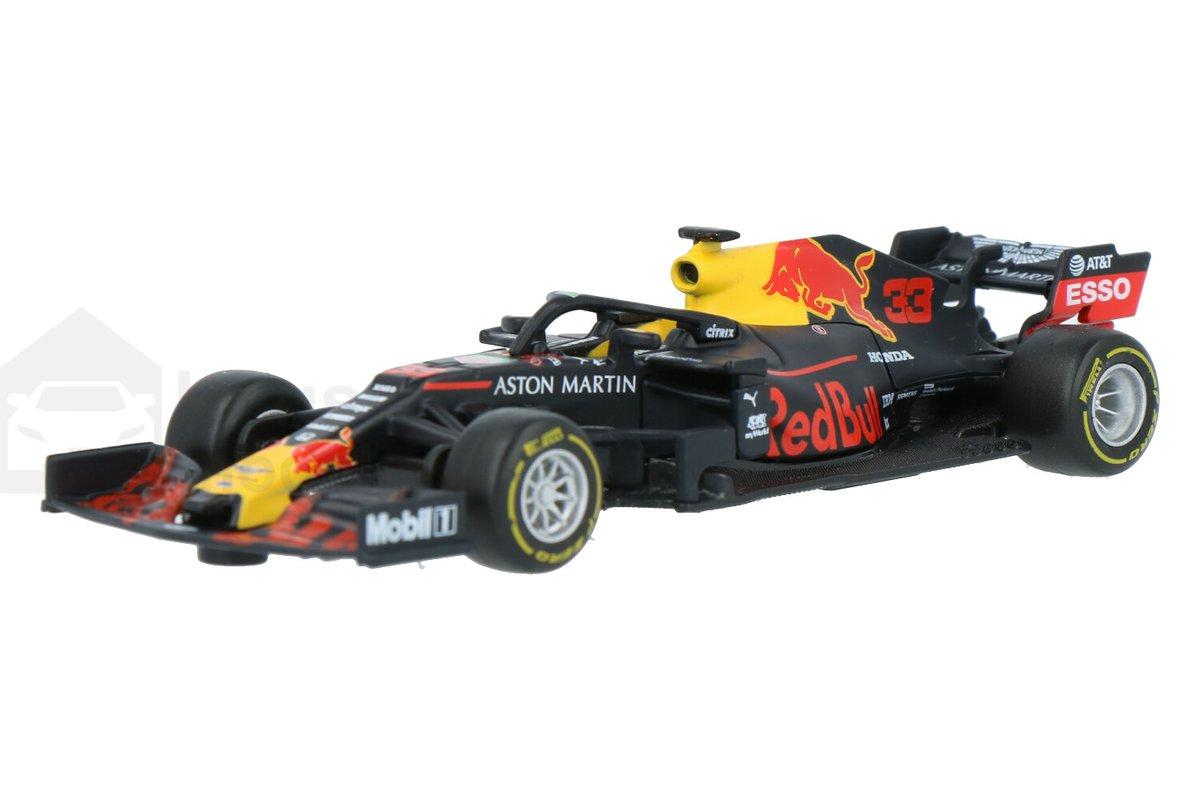 Nieuw: Red Bull Racing RB15 #RedBullRacing #Bburago #Formule1 #AstonMartinRedBullRacing #MaxVerstappen #2019 #33 #modelcars https://t.co/Au54MZk00i https://t.co/3puMyozZqR