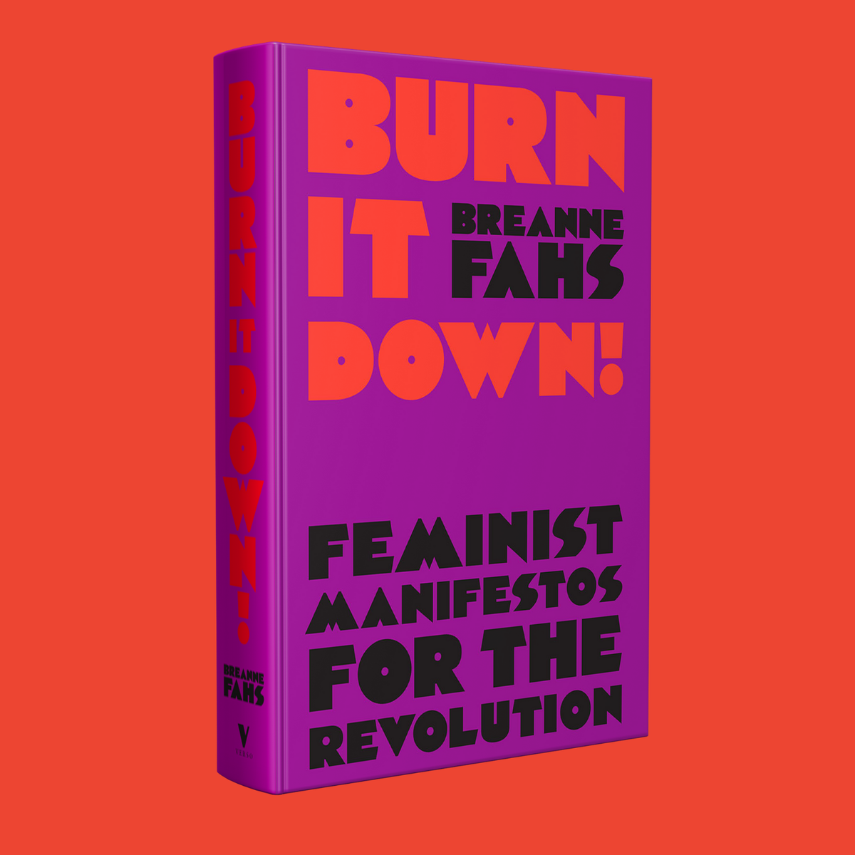 "Burn It Down! Feminist Manifestos for the Revolution edited by Breanne Fahs, now 40% off!  ""An invaluable reminder of feminism's radical and revolutionary visions."" – Soraya Chemaly, author of Rage Becomes Her  https://www.versobooks.com/books/3151-burn-it-down …pic.twitter.com/nPKu0bCkLF"