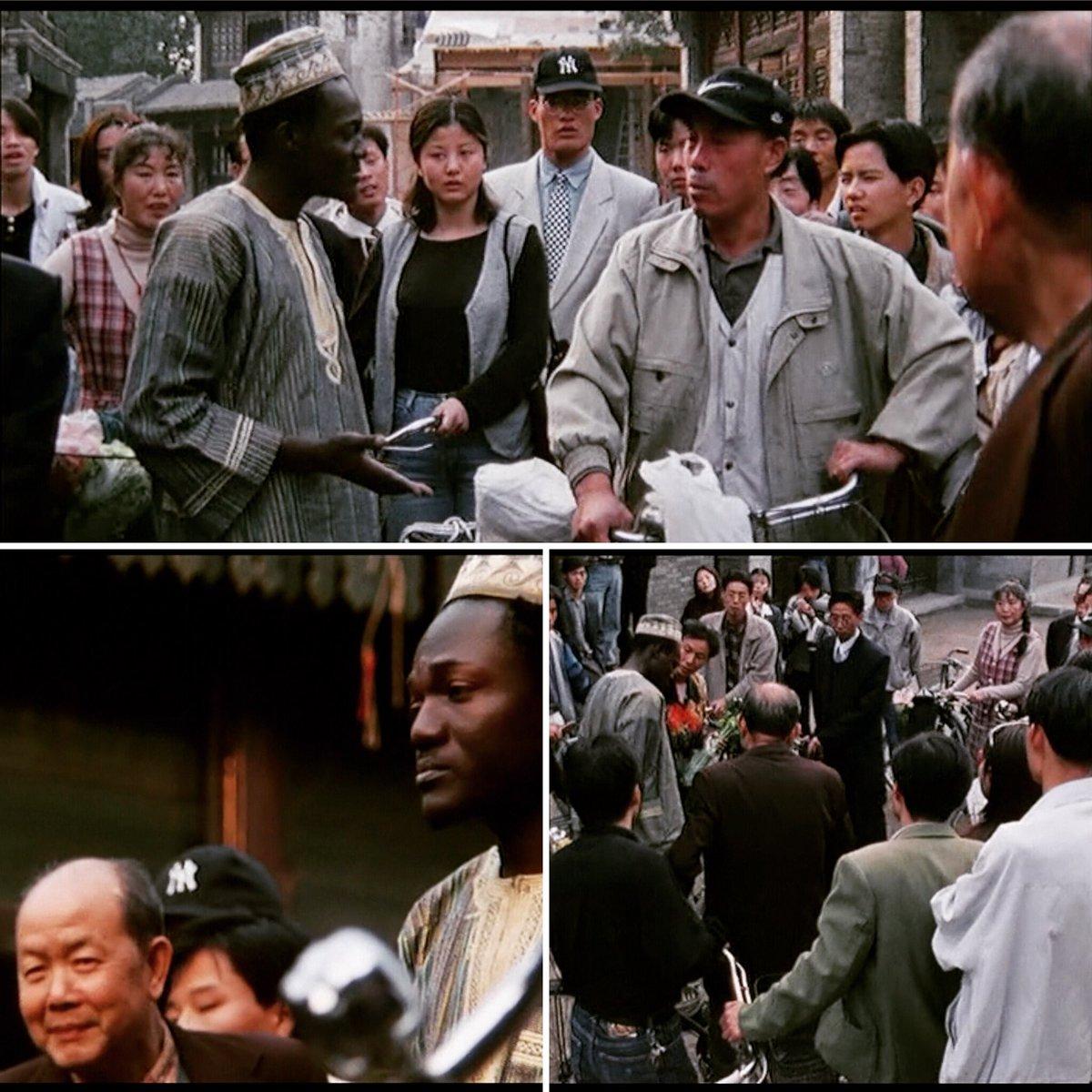 «BLACK LOVE IN YELLOW HEART» #1 #1jour1photo #Filmmaker #China #Africa #movie #comedy #acting @josephkumbela #actorlife #actresslife #congolese #setlife #lesfilmsdelabasproduction  https://www.lesfilmsdelabas.com  Instagram @lesfilmsdelabaspic.twitter.com/InVhDMjBHM