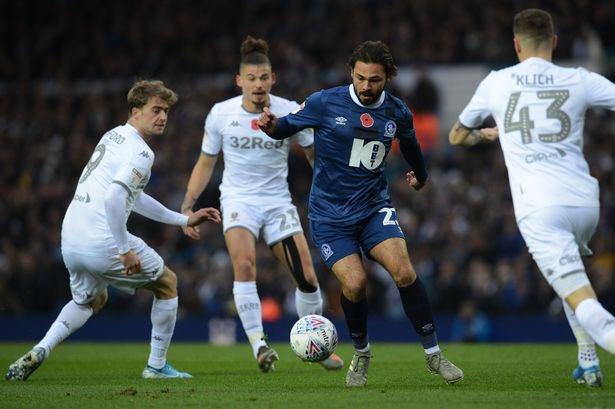 Full time  Leeds United 3-5 Blackburn   Roberts x2.             Dack Phillips.                    Holtby                                    Armstrong                                     Brereton                                    (Alioski OG)  That secures top 6 for Rovers6️⃣ https://t.co/P7rebZfwkI