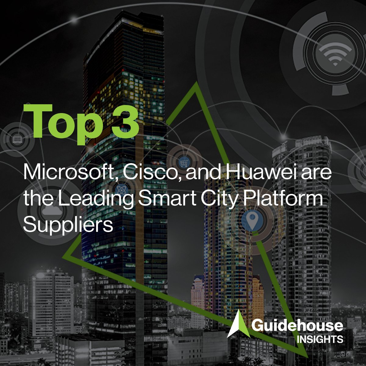 A new Leaderboard Report from @WeAreGInsights evaluates the strategy and execution of 12 #smartcity platform suppliers, with @Microsoft, @Cisco, & @Huawei ranked as the leading market players: https://guidehou.se/30smKPJpic.twitter.com/VFOgBBZfjo
