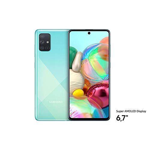 Samsung Galaxy A71 - Cámara Trasera 64.0 MP + 12.0 MP (UW) + 5.0 MP (Macro) Precio: 370,64 € Envío GRATIS  CLIC AQUI https://buff.ly/2PtuCde  #megaofertas #todosobremovil #FelizMiercoles #Verano2020 #SamsungEvent #ChiringuitoCasillas #ULTIMAHORA #OlaDeCalor #mascarillapic.twitter.com/MjXBCIO7kr