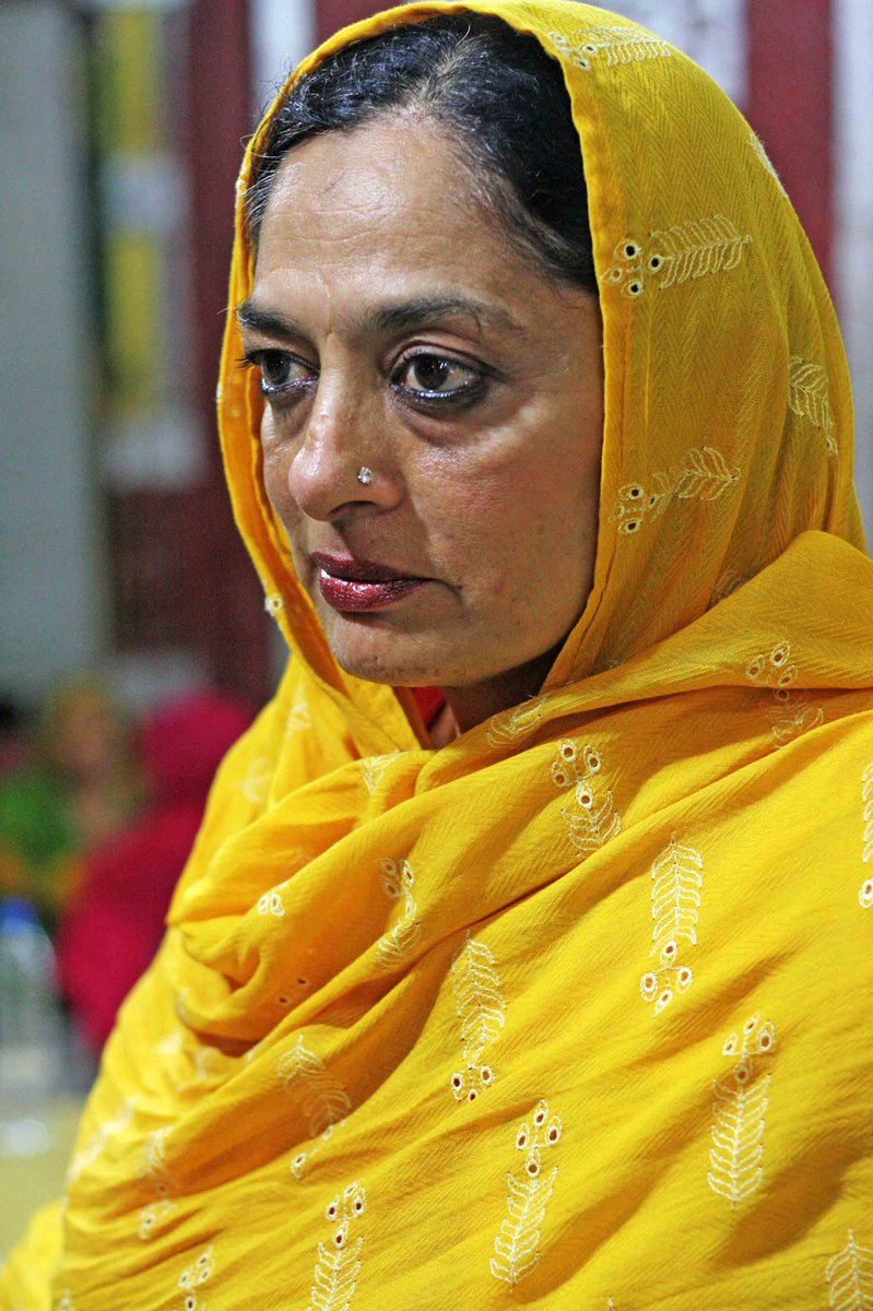 Sadia Dehlvi, author and friend, passed away this evening after a long, brave struggle with cancer. May she and her loved ones be always loved by her Hazrat Nizamuddin Auliya