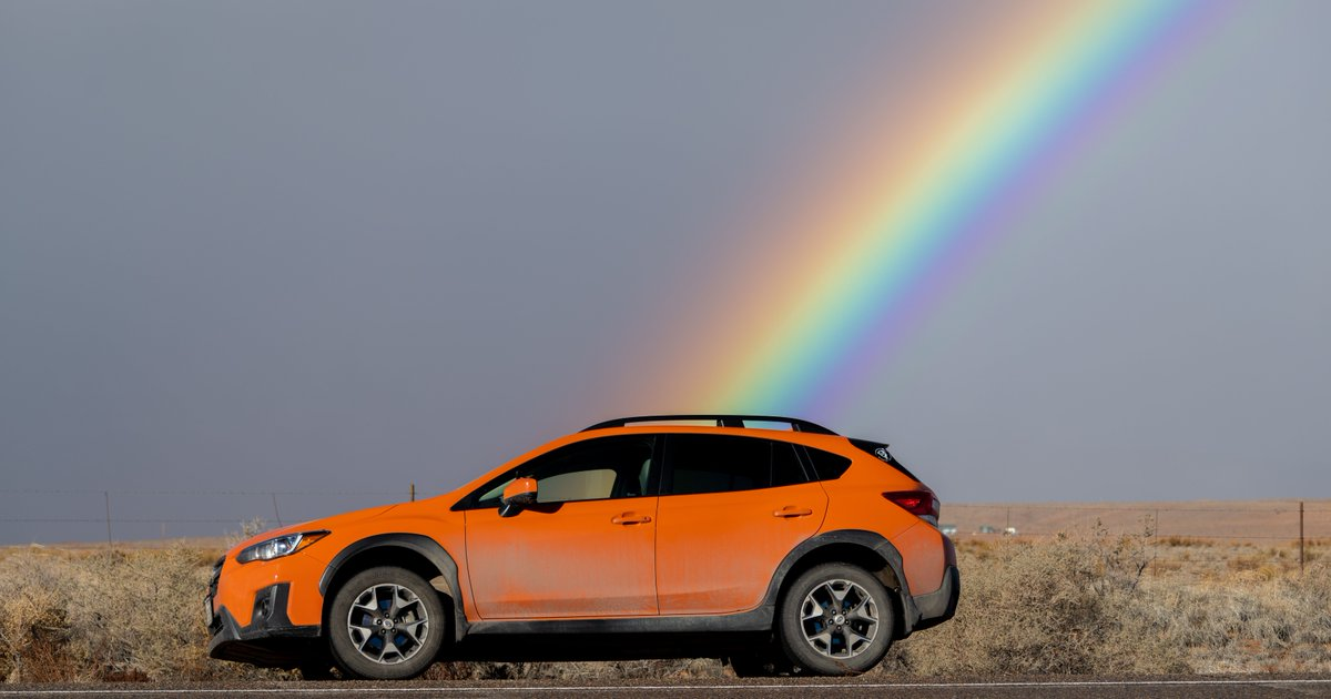 This is what's really at the end of a rainbow #Subaru #Subie #subieflow #subienation #subilove #HTX #houston #houstontx #texas #carsales #cars #carsforsale #autosales #car #cardealershippic.twitter.com/d8Fk2Cv4mp