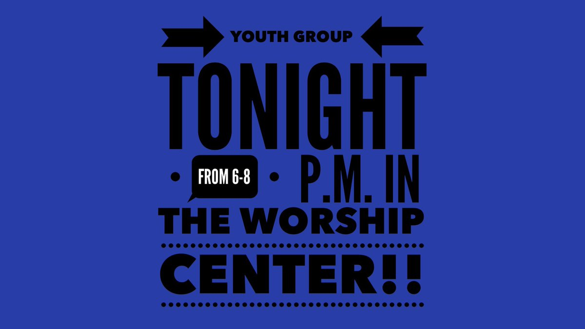 Youth Group Tonight! You don't wanna miss it! #LegacyChurch #YouthGroup pic.twitter.com/xb40YZNM9y