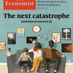 Image for the Tweet beginning: #The Economist ' in