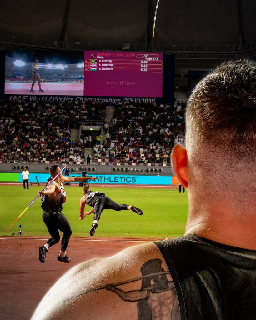 Ready for some  to be launched this Sunday? #VetterWurf #nationals #weekend #calling #big #throws #javelin #training #athlete #athletics #trackandfield @geofflowe https://instagr.am/p/CDg9De9gP-M/ pic.twitter.com/rVfuxlOoS5