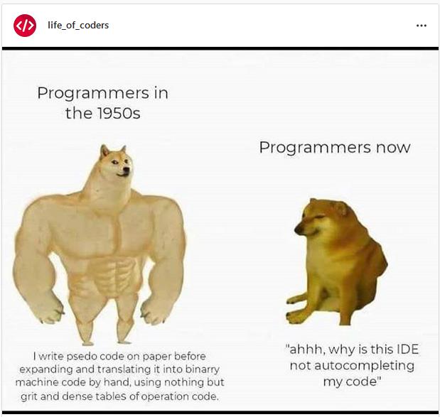#programmermemes pic.twitter.com/jnw7RFRLar