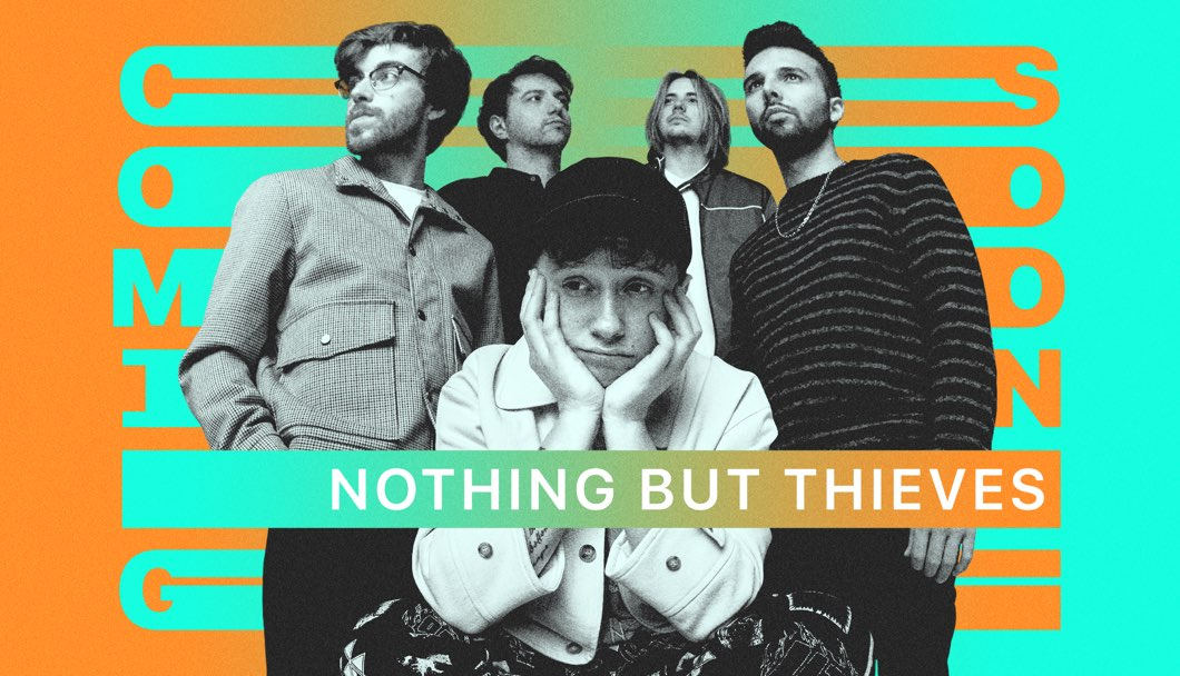 :: @AppleMusic friends, don't delay. Get into the 'Nothing But Thieves Essentials' playlist now https://t.co/QDHnYGaKMG :: https://t.co/T4ATMsjcNg