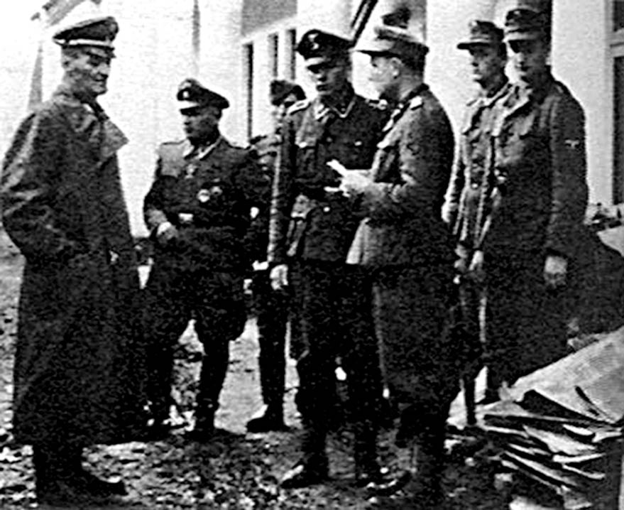 5 sierp 1944 - Powstanie Warszawskie: brygada SS Oskara Dirlewangerawymordowała na Woliokoło 20 tys. ludzi; w ciągu następnych dni liczba zamordowanychwzrosła do 40-60 tys.; dokładna liczba ofiarrzezi warszawskiej Wolipozostaje wciąż nieznana https://t.co/WKGTUrbXIw